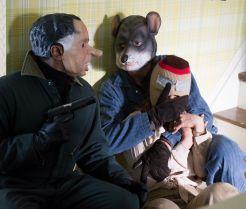 Statt Lösegeld zu zahlen sitzen die zwei Entführer mit ihrem Opfer fest. (Foto)
