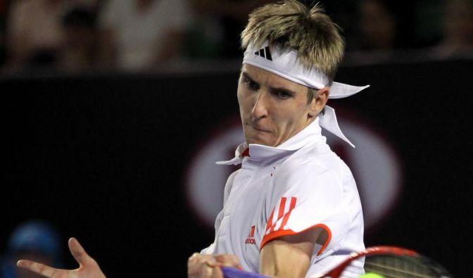 Stebe verliert in Melbourne gegen Hewitt (Foto)