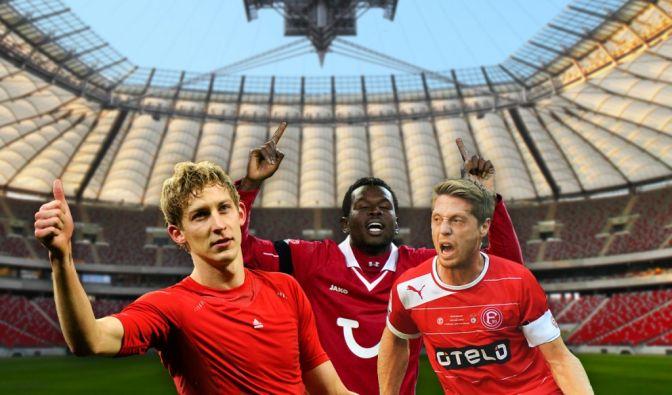Stefan Kießling, Mame Diouf und Andreas «Lumpi» Lambertz sind drei der bei den Fans ihrer Klubs beliebtesten Spieler. (Foto)