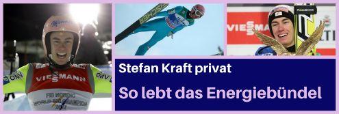 Stefan Kraft privat