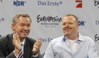 Stefan Raab sucht Eurovisions-Interpreten (Foto)