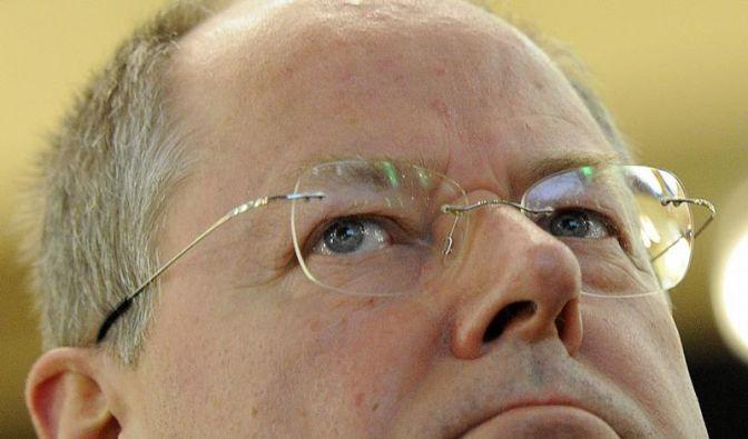 Steinbrück fordert Neukonstruktion der Währungsunion (Foto)