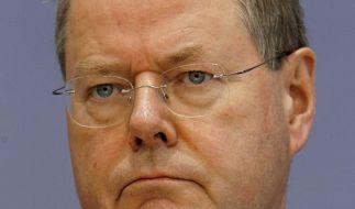 Steinbrück will neue Schulden schnell zurückzahlen (Foto)
