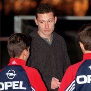 Stephan Beckenbauers Verhältnis zu seinem Vater war nicht immer einfach. (Foto)