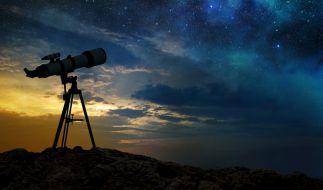 Sternschnuppen, Merkurtransit und Halbschatten-Mondfinsternis verzücken Hobbyastronomen im Jahr 2016. (Foto)