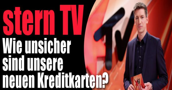 stern tv vorschau