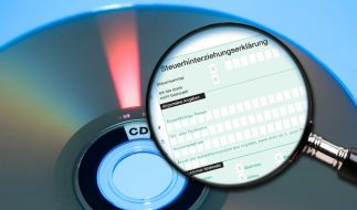Steuer-CD (Foto)