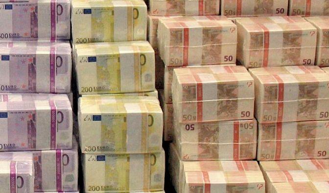 Steuer-Rekordeinnahmen im Dezember (Foto)