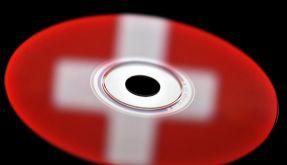 Steuerdaten-CD (Foto)
