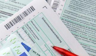 Steuereinnahmen im Juli um fast 9 Prozent gestiegen (Foto)