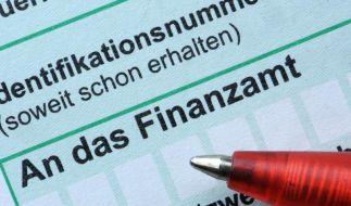 Steuerreform (Foto)
