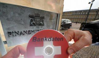 Steuersünder-CD (Foto)