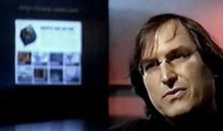 Steve Jobs erzählt in The Lost Interview aus seinem Leben. (Foto)