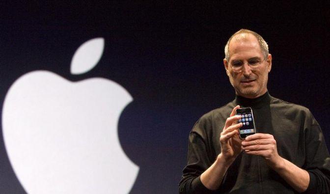 Steve Jobs stellt Apple-Neuheiten persönlich vor (Foto)