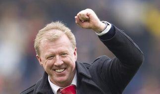 Steve McClaren neuer Trainer beim VfL Wolfsburg (Foto)