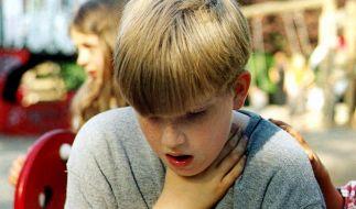Stimmbandstörung nicht mit Asthma verwechseln (Foto)