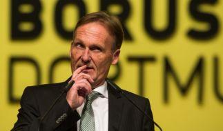 Stimmt der Verlust BVB-Geschäftsführer Hans-Joachim Watzke nachdenklich? (Foto)