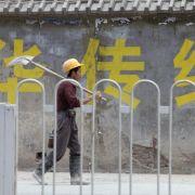 Stimmung in China auf Sechs-Jahres-Tief (Foto)