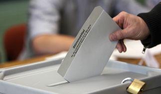 Stimmzettel (Foto)