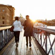 In Stockholm gibt es 57 Brücken, die 14 Inseln miteinander verbinden.