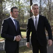 Stoltenberg tritt Amt als Nato-Generalsekretär an (Foto)