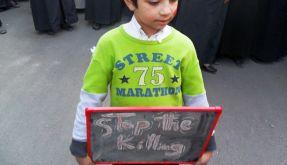 «Stop the Killing» (Foto)