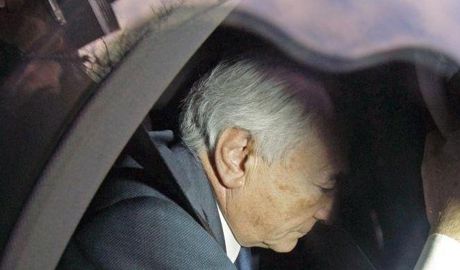 Strauss-Kahn wird wegen Sex-Partys von der Polizei verhört. (Foto)