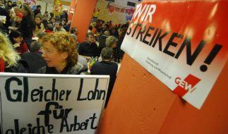 Streik (Foto)