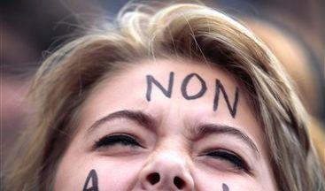 Streiks in Frankreich (Foto)