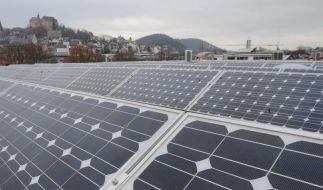 Streit in der Union über Solarförderung (Foto)