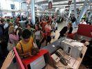 Streit mit Gewerkschaft: Qantas stoppt Flugbetrieb (Foto)
