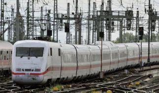 Streit über Ausbildung bei der Bahn (Foto)