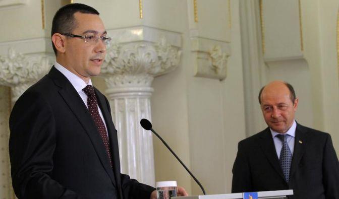 Streit um Referendum sprengt rumänisches Kabinett (Foto)