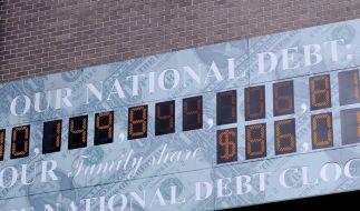 Streit um US-Schuldenlimit spitzt sich zu (Foto)
