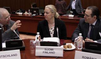 Streit un Brüssel um Finanztransaktionssteuer (Foto)