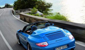 Streng limitiert:Porsche 911 Speedster (Foto)