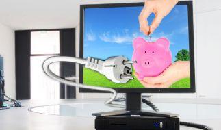 Strom sparen am PC (Foto)