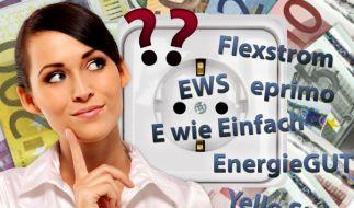 Stromkosten sparen mit Anbieterwechsel (Foto)