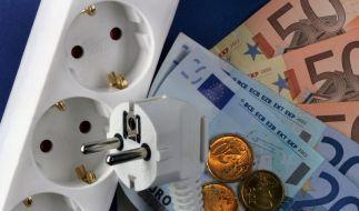 Strompreise steigen trotz sinkender Kosten (Foto)