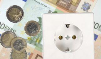 Strompreise: Versorger erhöhen bis April die Preise (Foto)