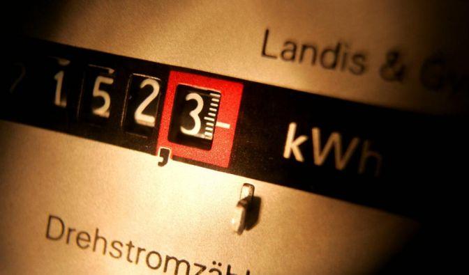 Strompreise (Foto)