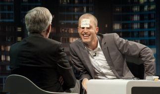 Stuckrad-Barres neue Late-Night-Show (Foto)