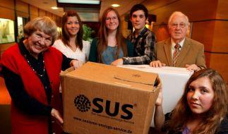 Studenten ziehen ins Seniorenheim (Foto)