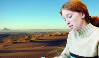 Studentin Wüste (Foto)