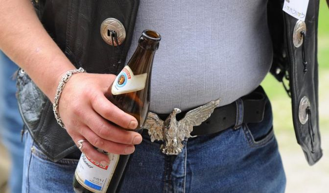 Studie: Alkoholabhängige sterben 20 Jahre früher (Foto)