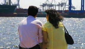 Studie: Männer und Frauen in getrennten Welten (Foto)