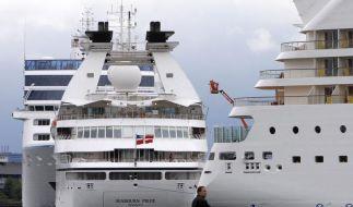 Studie: Schifffahrt verschmutzt Luft mehr als Flugverkehr (Foto)