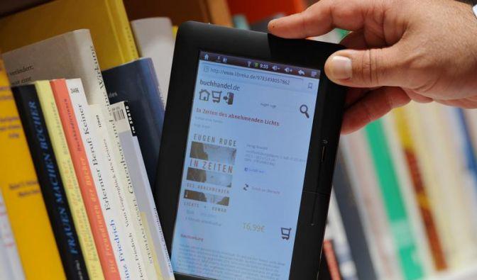 Studie: Schon jeder vierte Buchleser nutzt E-Books (Foto)