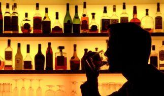 Studie: Schon wenig Alkohol steigert Krebsrisiko (Foto)
