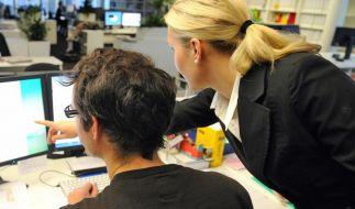 Studie:Chefinnen meist in kleinen Firmen (Foto)